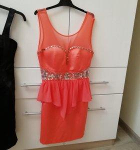 Вечернее платье. Новое.