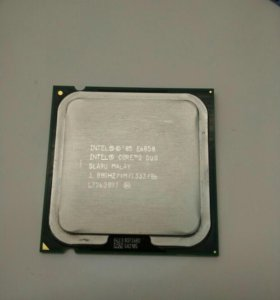 Intel Core2Duo e6850 775 soket