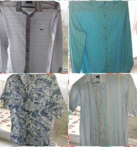Рубашки р.46-48