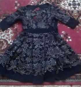 Платье в нурлате на