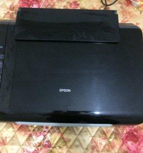 МФУ Epson stylus CX4300 series