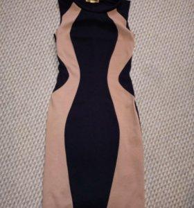 Платье с подкладом zarina