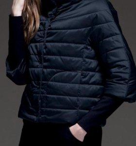 Куртка черная Lakbi, 44р новая