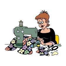 Швея по ремонту одежды