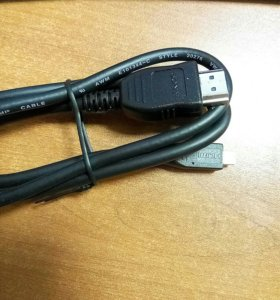 Кабель HDMI - mini HDMI SONY