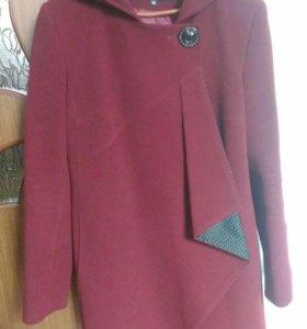 Пальто, новое, 46 размер