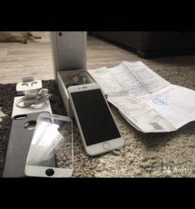 Идеальный iPhone7 на гарантии