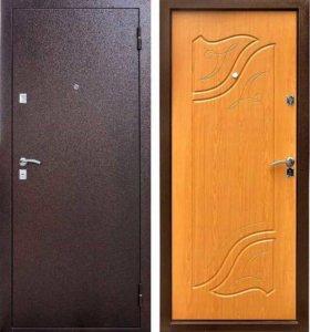Входная сейф-дверь