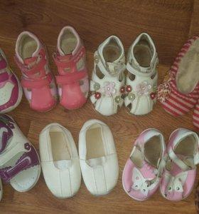 обувь девочкам