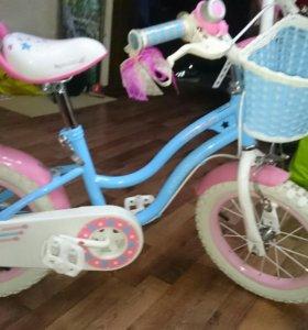 Велосипед Royal Baby Starters steel 14