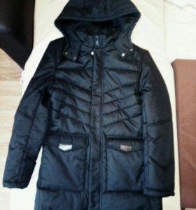 Куртка удлиненная мужская (осень-весна)