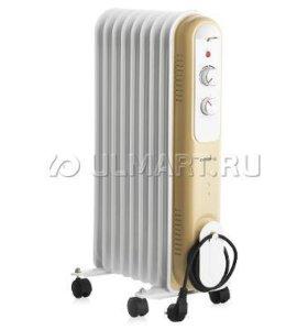 масляный обогреватель радиатор Polaris