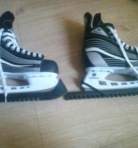 коньки хоккейные 41 размер