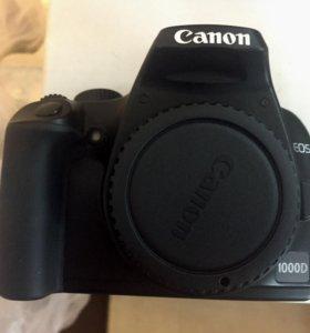 Canon 1000d Body в идеале