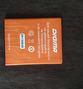 Батарейка Digma
