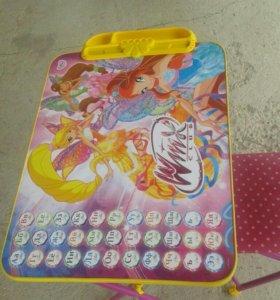 Детский стол для девочки