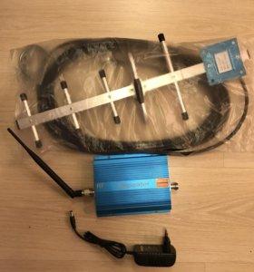 Усилитель сотовой связи GSM900.