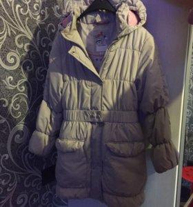 Плащик( удлинённая куртка) CiraF, рост 128