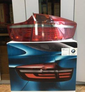Фары задние BMW X6