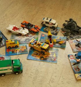 Лего lego 12шт