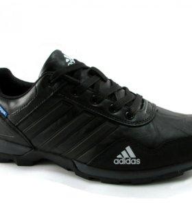 Adidas daroga новые кожаные все размеры