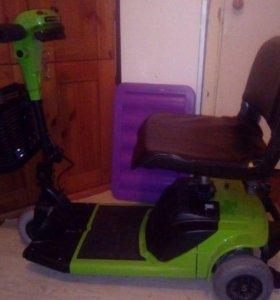 Инвалидная коляска с электро приводом