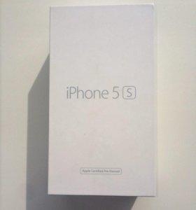 Коробка от iPhone 5S 32GB