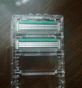 Лезвия Gillette Sensor3