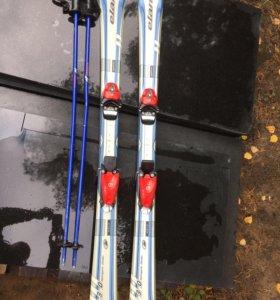 Горные лыжи Elan 130