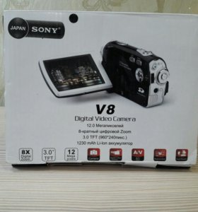 Камера (SONY)