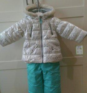 Зимний комплект Carter's (новый)