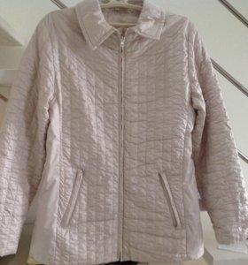 Куртка-ветровка, размер 46