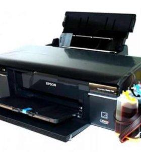 Принтер Epson Stulus Photo P50