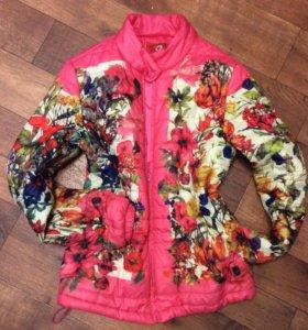 Деми куртка, размер 42-44