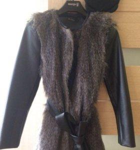 Куртка Кожанка новая
