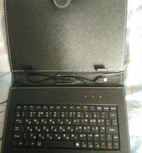 Новый Чехол с клавиатурой планшет