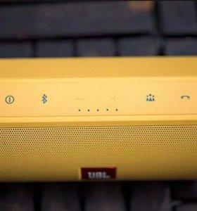 JBL charge 2, цвет желтый