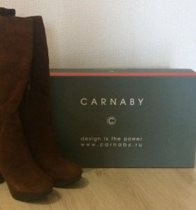 Сапоги женские зимние Carnaby