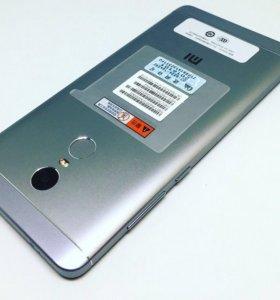 Смартфон Xiaomi Note 4X Grey 3GB/32GB 🤳🏽