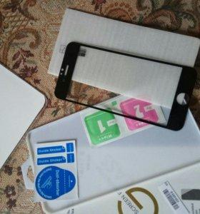 Стекло 3d Iphone 6-6s