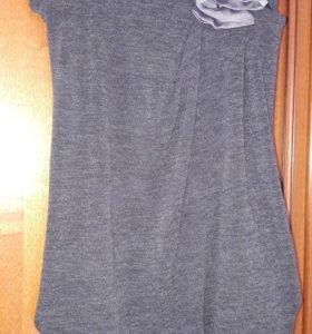 Платье. Можно для беременной