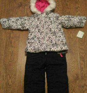 Зимний костюм Carters, Новый, оригинал