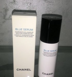 Chanel Blue Serum, 30 мл сыворотка для лица