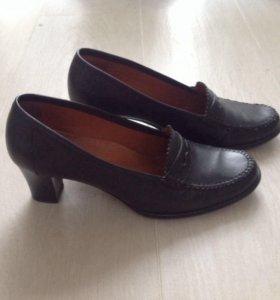 Туфли Daniel Hechter, кожаные ,размер 37.5