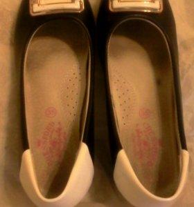 Детские туфли НОВЫЕ!!!