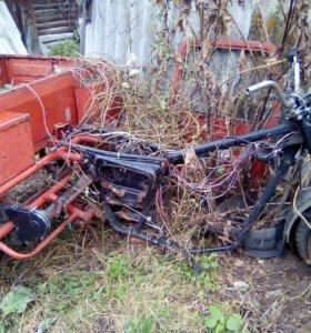 Мотоцикл иж грузовой