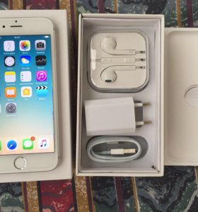 iPhone 6 16гб silver