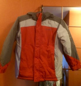 Зимняя куртка Columbia на 10-12 лет