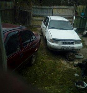 Автомобиль нексия