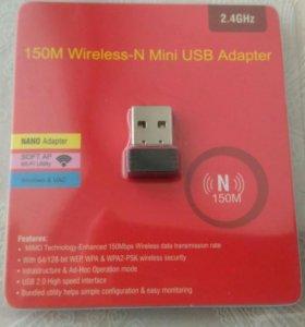 Wi-fi adaptor новый